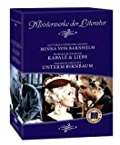 Meisterwerke der Literatur: Minna von Barnhelm / Kabale & Liebe / Unterm Birnbaum (3 DVDs)