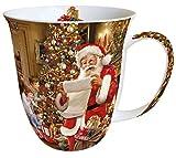 Ambiente Mug Tee / Kaffee Becher ca. 0,4L Chritmas Eve - Christmas - Weihnachten