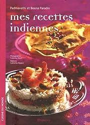 Mes recettes indiennes