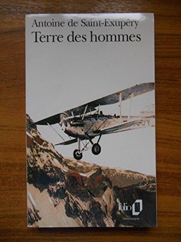 Terre des hommes / de Saint-Exupéry, Antoine / Réf46033 par Antoine de Saint-Exupéry