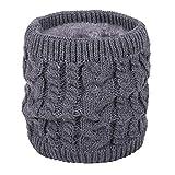 KaloryWee écharpe Amoureux Accessoire Châle Tricot Coton Couleur Pure Cachemire Enrouler Cou Homme Famme Casual La Mode Chic