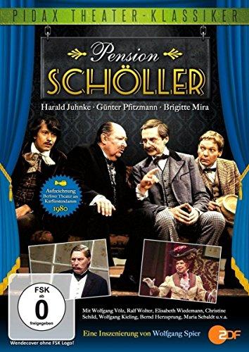 Bild von Pension Schöller - Die erfolgreichste Inszenierung der Komödie mit absoluter Starbesetzung (Pidax Theater-Klassiker)