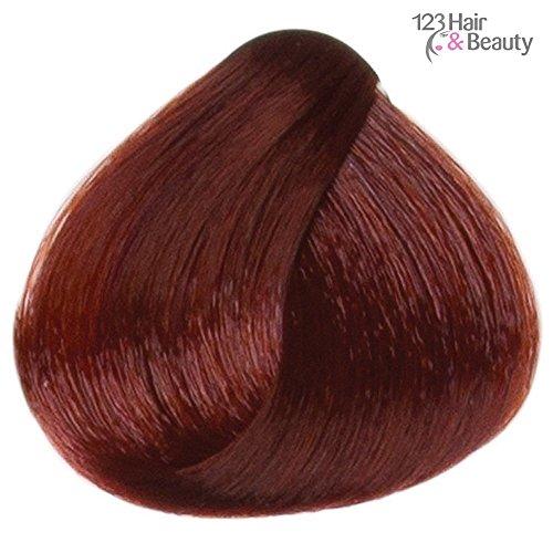 Verbesserung Der Lippenfarbe (Ion Permanent Hair Colour 100ml - 7.44 Intense Copper Blonde 100ml)