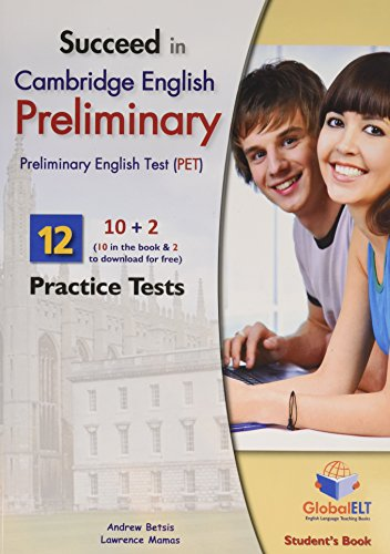 Succeed In PET : 10 Practice Tests - Student's Book (without answers and CDs)