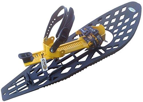 Morpho trimalp luz Raquetas, Unisex, Trimalp Light, negro/amarillo, talla única