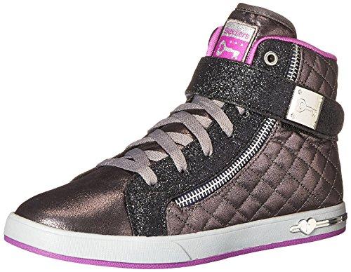Sneaker Bambini Bambino Skechers Bambinone Dita Brillano ragazzino Sole Cuore Peltro Illuminano E dx0wwq
