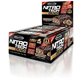 Muscletech Nitrotech Chocolate Chip Cookie Dough Crunch Bar - Pack of 12
