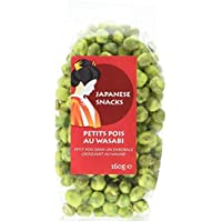 JAPANESE SNACKS Petits Pois au Wasabi - Lot de 4