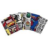 Marvel Comics Fat Quarter Lizenzpaket, 5 Stück