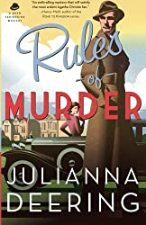Rules of Murder (A Drew Farthering Mystery) by Julianna Deering (2013-08-01)