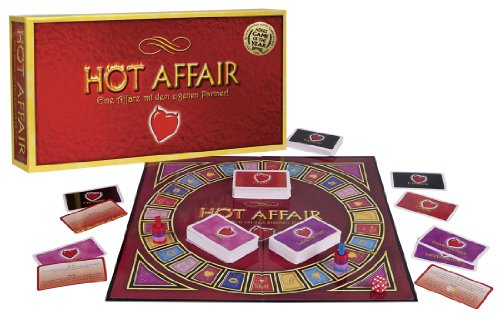 n-Brettspiel 'A hot affair' ()