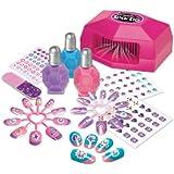 Shimmer & Sparkle Manicure Magic, Multi Color
