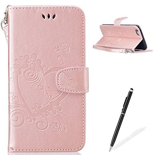 feeltech-apple-iphone-6-6s-plus-55-inch-flip-case-luxury-embossed-heart-butterfly-series-design-patt
