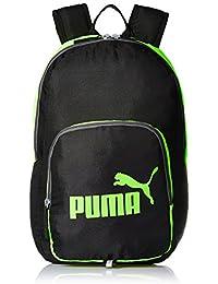 Puma 21 Ltrs Green Casual Backpack (7358918)