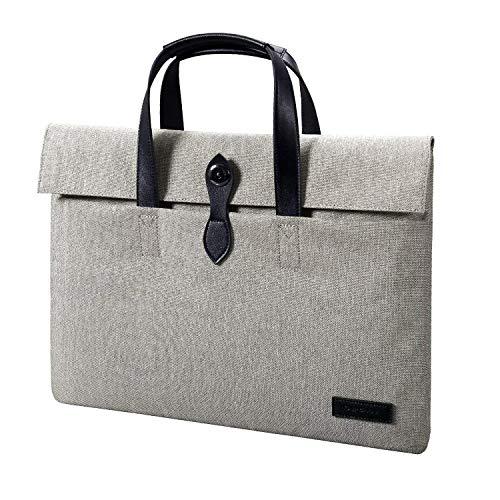 Daxiong Laptop-Tasche 13 Zoll, 13-15,6 Zoll Laptop-Tasche Schutztasche Männer Frauen tragen Handtasche,B,15.6inches