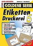 Etiketten-Druckerei 4