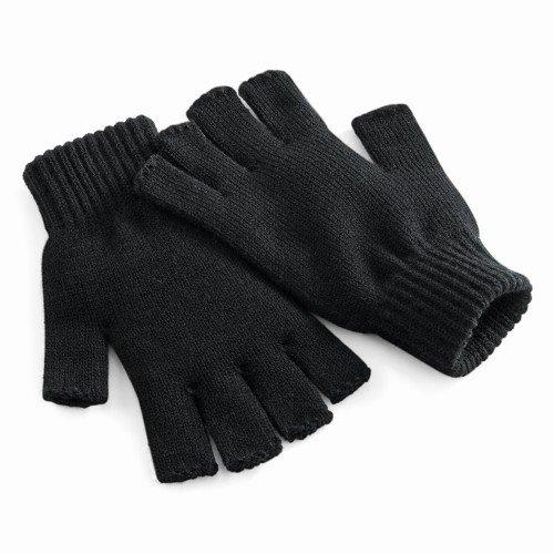 Fingerless Gloves - Farbe: Black - Größe: S/M