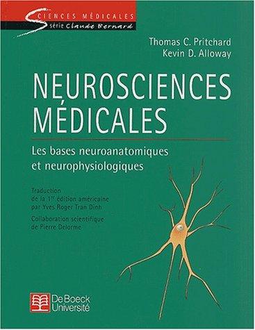 Neurosciences médicales/neurosciences médicales/bases neuroanatomiques et neurophysiol.