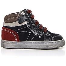 04f3ede718e0e Nero Giardini bimbo sneakers primi passi blu A724352M scarpe inverno 2018
