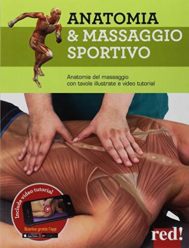 Zoom IMG-2 anatomia massaggio sportivo ediz a