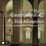 J.S. Bach: Cantatas, Vol. 12 by Ton Koopman (2006-08-08)