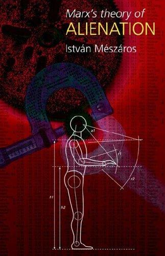 Marx's Theory of Alienation por Istvan Meszaros