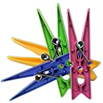 30 x Strong Big 85mm Clothes pegs from Simply Direct. Choice of Colour.