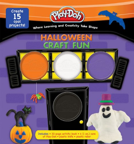 PLAY-DOH: Halloween Craft Fun