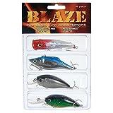 Blaze Blaze 4-pack Geschenkbänder Hardbait by Blaze