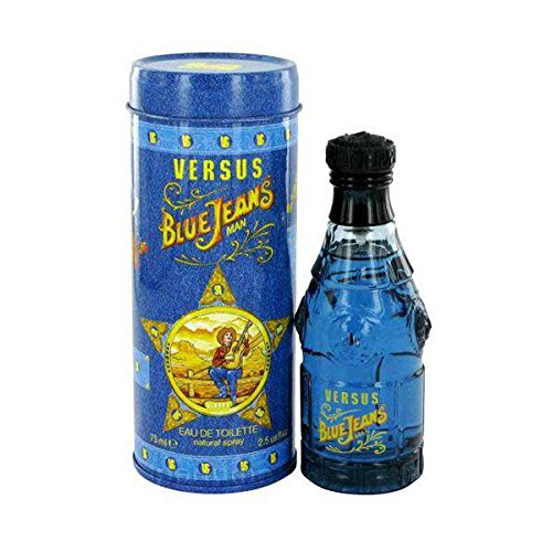 Versace Blue Jeans Man Eau de Toilette 75 ml