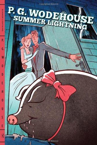 Book cover for Summer Lightning