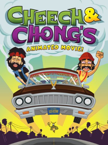 Cheech & Chong's Animated Movie Cover