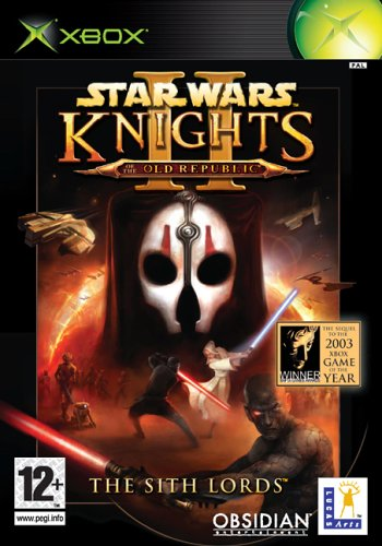 Star Wars: Knights of the Old Republic II - Sith Lords (Xbox) UK IMPORT