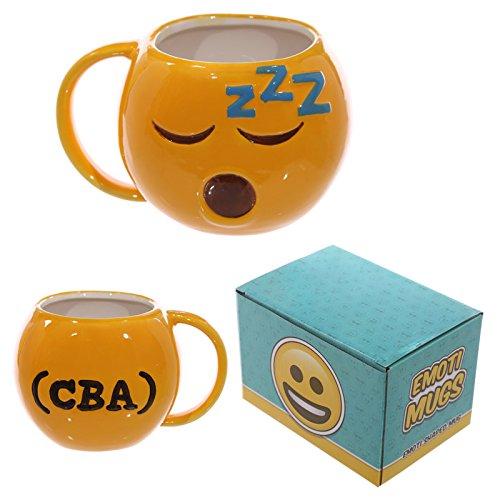 Dormire CBA Emoji Mug