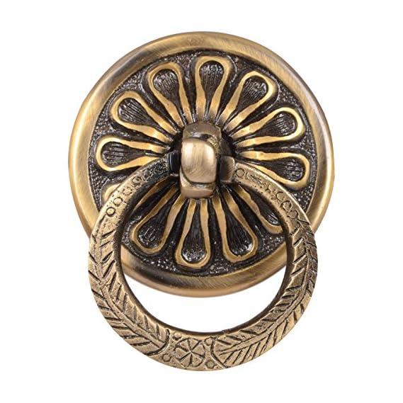 ACE HARDWARE Brass Door Knocker (Brass)