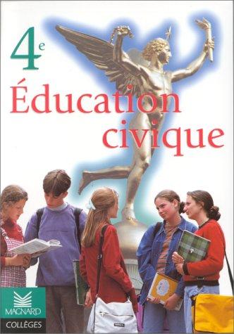 Education civique 4e : livre élève