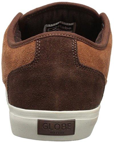 Globe  Mahalo,  Scarpe da skateboard uomo Ginger/Brown