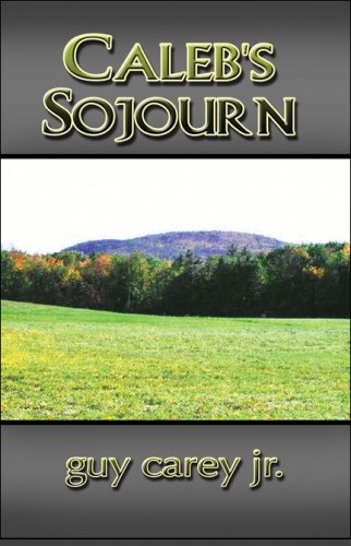 Caleb's Sojourn Cover Image
