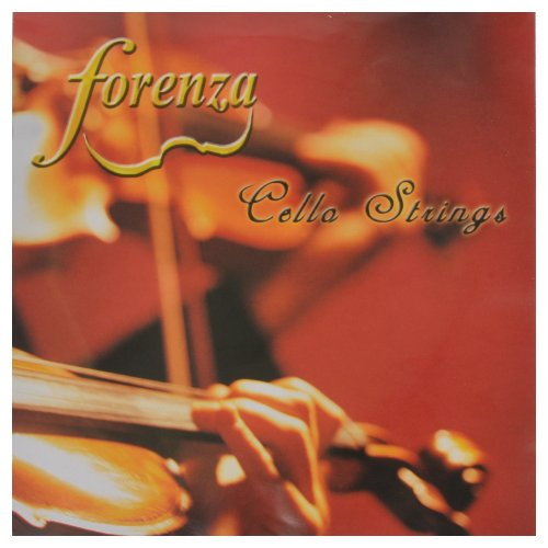 Forenza FA15COA Cellosaiten für Normalgröße (4/4) und 3/4-Instrumente
