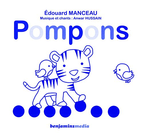 Pompons : 2 volumes (1CD audio) thumbnail