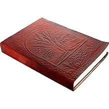 Rustico Città mano albero della vita Journal