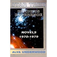 Star Trek Reader's Reference: Novels 1970-1979