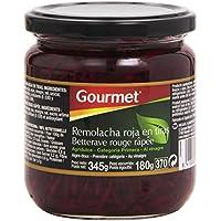 Gourmet Remolacha Roja en Tiras - Paquete de 6 x 180 gr - Total 1080 gr