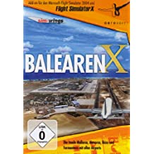 Flight Simulator X - Balearic Islands X