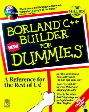 Borland C++ Builder 3 For Dummies por Jason Vokes