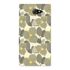Enticing Beautiful Creature Back Case Cover for Sony Xperia M2