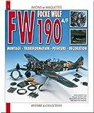 Focke Wulf FW 190A/F - Montage, transformation, peinture, décoration