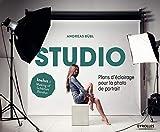 Studio: Plans d'éclairage pour la photo de portrait...