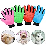 #6: FWQPRA High-quality Goods For Animals Dog Accessories Cat Dogs Massage Gloves