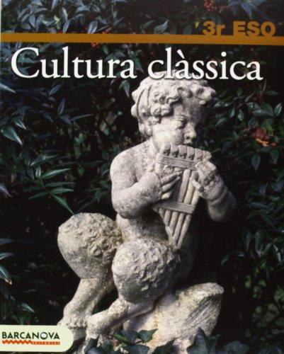 Cultura clàssica eso llibre de l'alumne (materials educatius - eso - cultura clàssica)